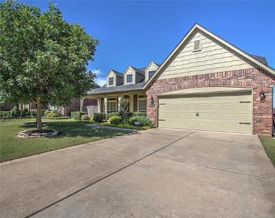 Jenks Single Family Home For Sale: 11722 S Umber Street