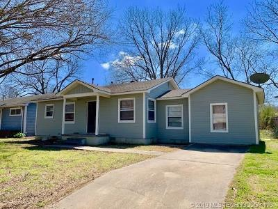 Ada Single Family Home For Sale: 1025 E 7th Place