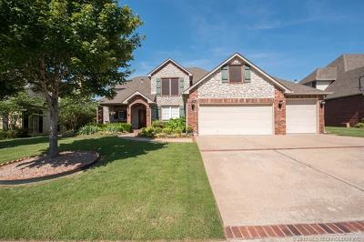 Broken Arrow Single Family Home For Sale: 3804 S Aster Avenue