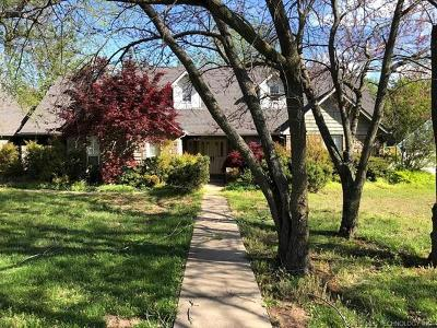 Sand Springs Single Family Home For Sale: 6205 Davidson Drive