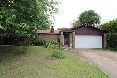 Coweta Single Family Home For Sale: 28624 E 139th Street S