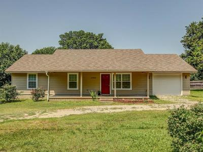 Cherokee County Single Family Home For Sale: 17271 N Bryant Road