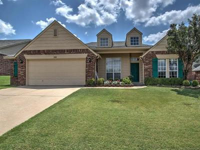 Jenks Single Family Home For Sale: 212 E 125th Place S