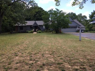 Ada Single Family Home For Sale: 1011 Scenic Drive
