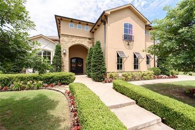 Tulsa Single Family Home For Sale: 10752 S 93rd East Avenue