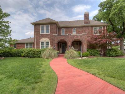 Tulsa Single Family Home For Sale: 2020 S Saint Louis Avenue
