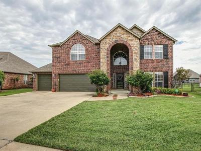 Broken Arrow Single Family Home For Sale: 1616 E Concord Street