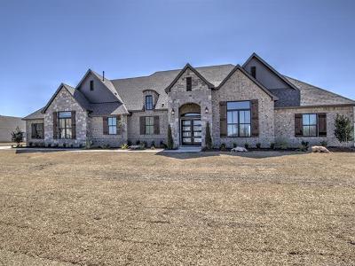 Owasso Single Family Home For Sale: 15208 E 83rd Street N