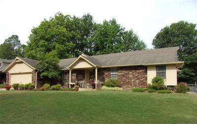 Claremore Single Family Home For Sale: 1209 N Miller Drive