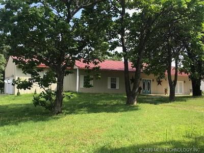 Ada Single Family Home For Sale: 618 Mocking Bird Avenue