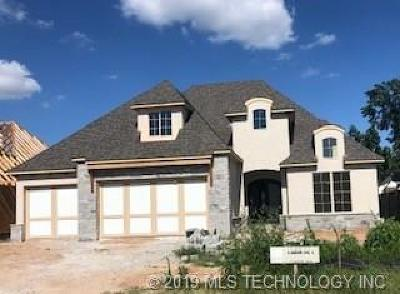 Tulsa Single Family Home For Sale: 10017 S Hudson Avenue