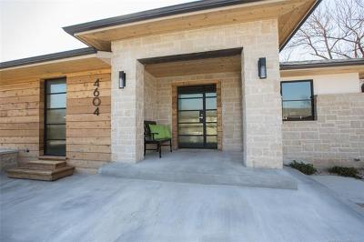 Tulsa Single Family Home For Sale: 4604 S Evanston Avenue