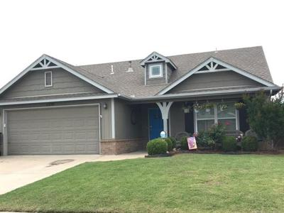 Owasso Single Family Home For Sale: 11090 N 115th East Avenue
