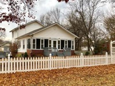 Sand Springs Single Family Home For Sale: 1202 N Main Street