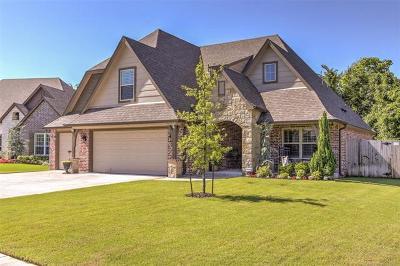 Broken Arrow Single Family Home For Sale: 3313 W Delmar Street