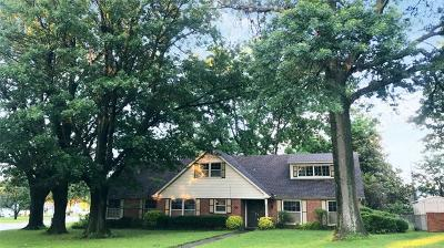 Muskogee Single Family Home For Sale: 2740 Michael Road