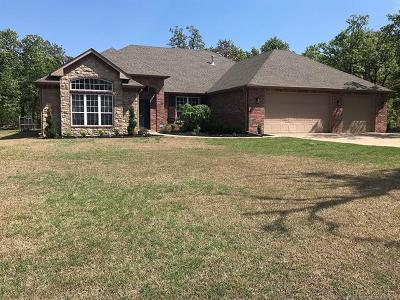 Sand Springs Single Family Home For Sale: 3349 Legacy Place