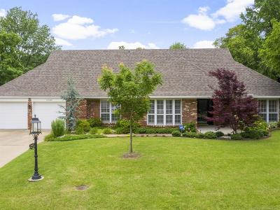 Tulsa Single Family Home For Sale: 3148 S Lewis Place