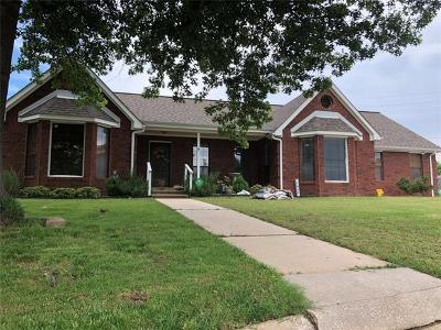 Wagoner Single Family Home For Sale: 1802 SW 2nd Place