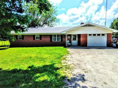 Ada Single Family Home For Sale: 18275 County Road 3590