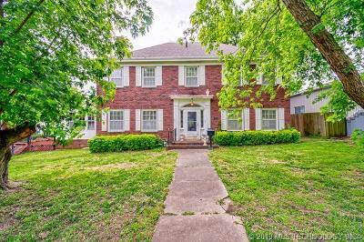 Nowata Single Family Home For Sale: 313 W Delaware Avenue