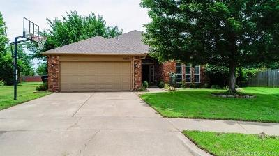 Owasso Single Family Home For Sale: 9005 N 128th East Avenue