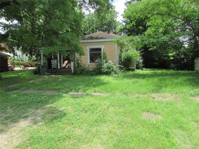 Wagoner Single Family Home For Sale: 812 E Church Street