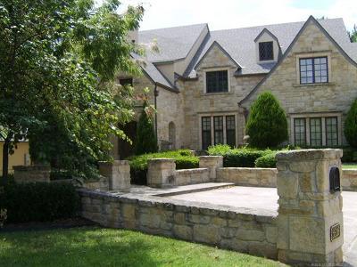 Tulsa Single Family Home For Sale: 5916 E 120th Street