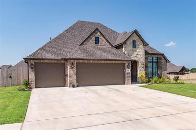 Owasso Single Family Home For Sale: 7605 E 82nd Street North