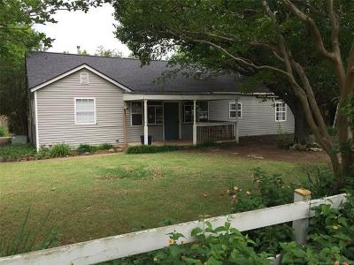 Ada Single Family Home For Sale: 13980 County Road 1556 Road