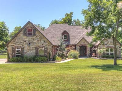 Skiatook Single Family Home For Sale: 4710 W Munson Road