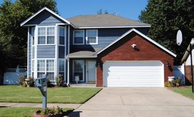 Broken Arrow Single Family Home For Sale: 1132 N Cypress Avenue