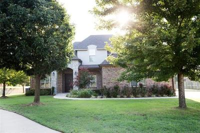 Owasso Single Family Home For Sale: 9319 N 139th East Avenue