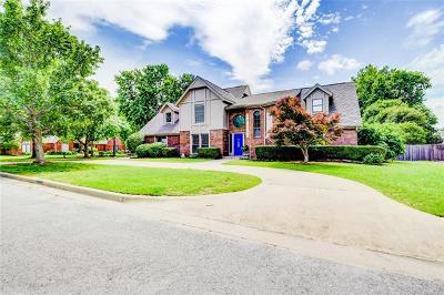 Tulsa Single Family Home For Sale: 10538 S Toledo Avenue