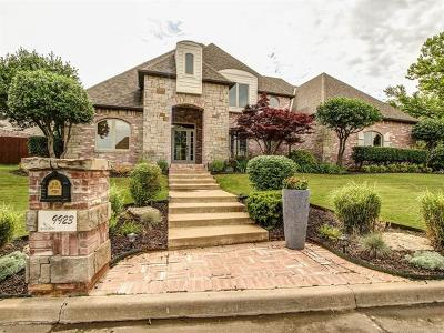 Tulsa Single Family Home For Sale: 9923 S 78th East Avenue