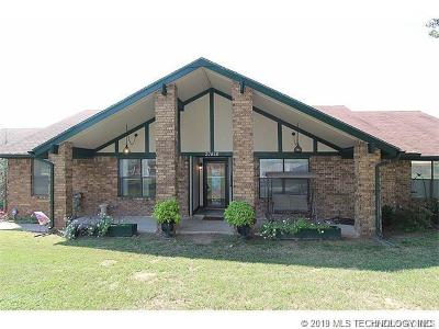 Sand Springs Single Family Home For Sale: 21818 13th Street