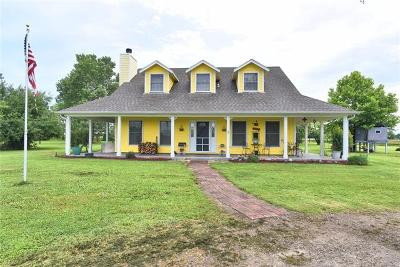 Haskell Single Family Home For Sale: 23250 Grimes Road