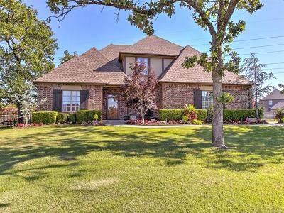 Creek County Single Family Home For Sale: 602 Cross Timbers Boulevard