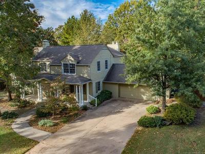Tulsa Single Family Home For Sale: 3814 S Wheeling Avenue
