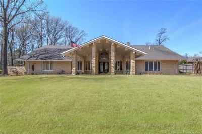 Tulsa County Single Family Home For Sale: 11314 S Granite Avenue