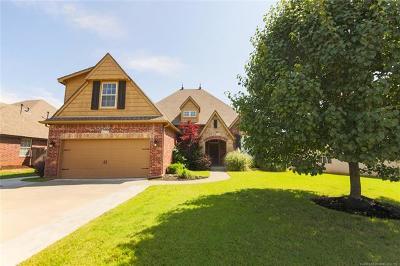 Bixby Single Family Home For Sale: 2615 E 138th Street S
