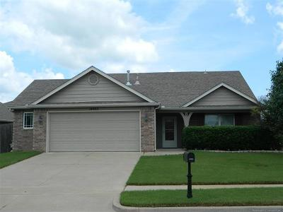 Owasso Single Family Home For Sale: 14905 E 108th Street North
