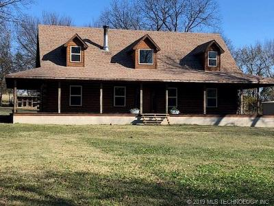 Ada Single Family Home For Sale: 9568 County Road 1556