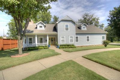 Tulsa Single Family Home For Sale: 601 N Cheyenne Avenue