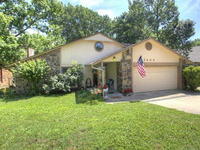 Claremore Single Family Home For Sale: 2406 W Driftwood Drive