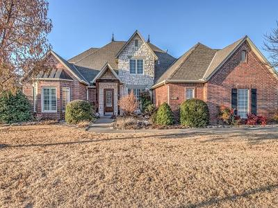 Bartlesville Single Family Home For Sale: 5814 Tallgrass Trail