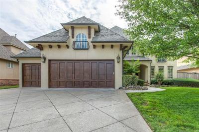Tulsa Single Family Home For Sale: 12005 S Sandusky Avenue