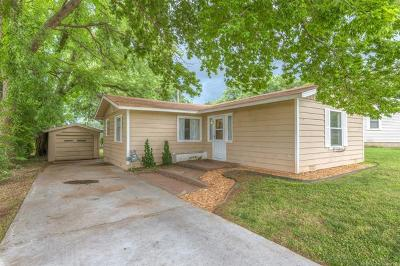 Sand Springs Single Family Home For Sale: 12 W 40th Street