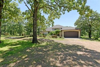 Beggs Single Family Home For Sale: 10884 251st Street