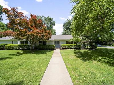 Tulsa Single Family Home For Sale: 3910 S Gary Place